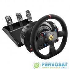 Thrustmaster Руль и педали для PC/PS4®/PS3® T300 Ferrari Integral RW Alcantara edition