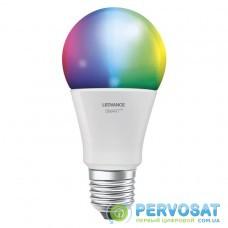 Лампа світлодіодна LEDVANCE (OSRAM) LEDSMART+ WiFi A60 9W (806Lm) 2700-6500K + RGB E27 дімміруємая