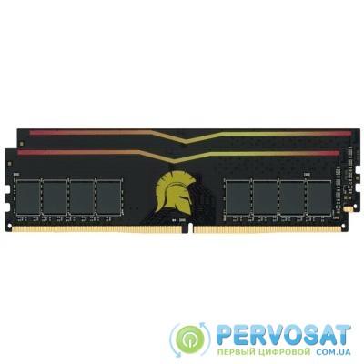 Модуль памяти для компьютера DDR4 32GB (2x16GB) 2666 MHz Yellow eXceleram (E47082CD)