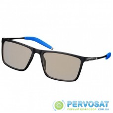 Очки компьютерные 2E Gaming anti-blue glasses Black-Blue (2E-GLS310BB)