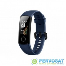 Фитнес браслет Honor gadgets Band 5 (CRS-B19S) Midnight Navy with OXIMETER (55024140)