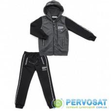 """Спортивный костюм A-Yugi """"SPORT"""" (4302-128B-black)"""
