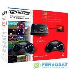 Игровая консоль Retro Genesis 16 bit HD Ultra (225 игр, 2 беспроводных (ConSkDn73)
