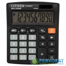 Калькулятор Citizen SDC-810NR