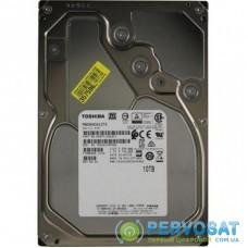 Жесткий диск для сервера 3.5'' 10TB Toshiba (MG06ACA10TE)