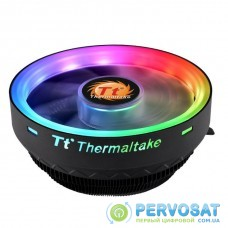 Thermaltake Процессорный кулер Thermaltake UX100 ARGB Lighting LGA1200/115x/AM4/FM2(+)/AM3(+), TDP 65W