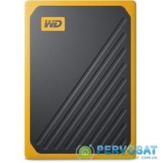 Накопитель SSD USB 3.0 500GB Western Digital (WDBMCG5000AYT-WESN)