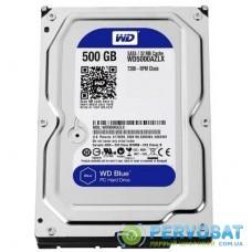 "Жесткий диск 3.5""  500Gb WD (#WD5000AZLX-FR#)"
