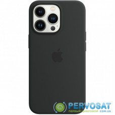 Чехол для моб. телефона Apple iPhone 13 Pro Silicone Case with MagSafe Midnight, Model A2 (MM2K3ZE/A)