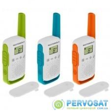 Портативная рация Motorola TALKABOUT T42 Triple Pack (B4P00811MDKMAW)