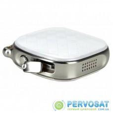 GPS трекер GoGPS D15 White (D15WH)
