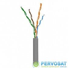 Кабель сетевой Molex UTP 305м, cat 5e, CU, PVC, grey (CAA-00184)