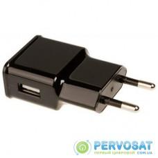 Зарядное устройство Grand-X CH-03B (5V/2,1A) Black (CH-03B)