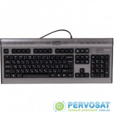 Клавиатура A4tech KL-7MUU-R Silver/Grey