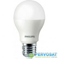 Лампочка PHILIPS LEDBulb E27 9.5-60W 230V 4000K A60/PF CorePro (929001179602)