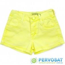 Шорты Breeze джинсовые (20236-152G-yellow)