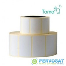 Этикетка TAMA термо TOP 58x40/ 1тис (11489)