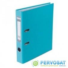 Папка - регистратор BUROMAX А4, 50мм, JOBMAX PP, sky-blue, built-up (BM.3012-14c)