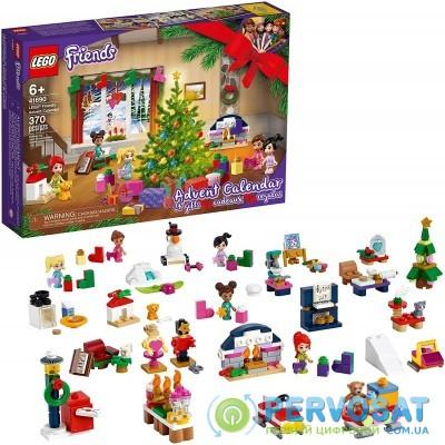 Новорічний календар LEGO Friends 41690