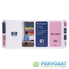 Печатающая головка HP №81 LtMagenta DesignJ5000 (C4955A)
