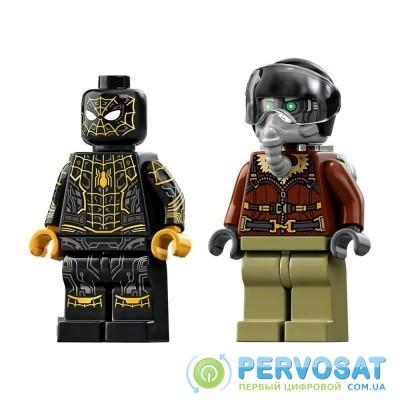 Конструктор LEGO Marvel Дуель дронів Людини-Павука 76195