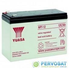 Батарея к ИБП Yuasa 12В 7 Ач (NP7-12)