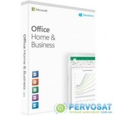 Офисное приложение Microsoft Office 2019 Home and Business Ukrainian Medialess P6 (T5D-03369)