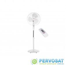 Вентилятор Ardesto FN-R1608RW білий з ДУ
