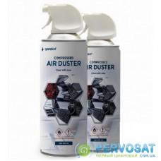 Чистящий сжатый воздух spray duster 400ml GEMBIRD (CK-CAD-FL400-01)