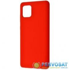 Чехол для моб. телефона WAVE Full Silicone Cover Samsung Galaxy Note 10 Lite red (27854/red)