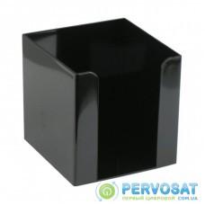 Подставка-куб для писем и бумаг Delta by Axent 90x90x90 мм, black (D4005-01)