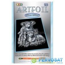 Набір для творчості Sequin Art ARTFOIL SILVER Ягнята SA0538