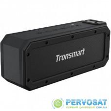 Акустическая система Tronsmart Element Force + Waterproof Portable Bluetooth Speaker Black (322485)