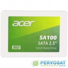 "Накопитель SSD 2.5"" 480GB Acer (SA100-480GB)"