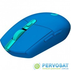 Мышка Logitech G305 Lightspeed Blue (910-006014)