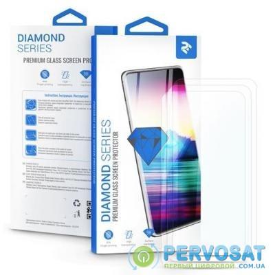 Стекло защитное 2E дляApple iPhone XS , 2.5D, Clear 3in1 (2E-IP-XS-LT2.5D-CL-3IN1)