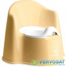 Горшок Baby Bjorn Potty Chair желтый (55266)