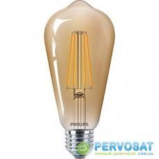 Лампа світлодіодна Philips LEDClassic 5.5-48W ST64 E27 825CL_GNDAPR