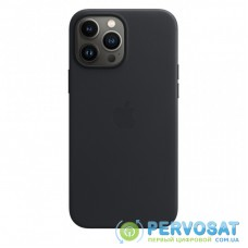 Чехол для моб. телефона Apple iPhone 13 Pro Max Leather Case with MagSafe - Midnight, Mode (MM1R3ZE/A)