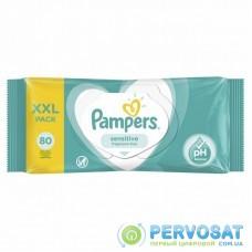 Влажные салфетки Pampers Sens 80 шт (8001841041421)