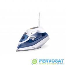 Праска Ardesto IR-C2232-BL /2200Вт /320мл/пар/ самоочищення/антикапля /керам.под /синій