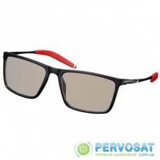 Очки компьютерные 2E Gaming anti-blue glasses Black-Red (2E-GLS310BR)
