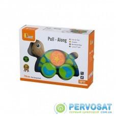 Каталка Viga Toys Черепаха (50080)