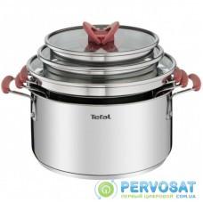 Набор посуды TEFAL Opti'Space 6 предметов (G720S674)