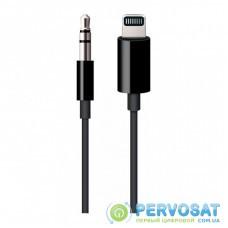 Переходник Apple Аудиокабель Lightning/3,5 мм (1,2 м) (MR2C2ZM/A)