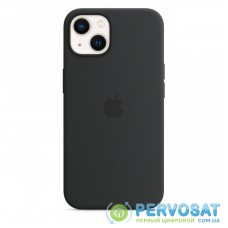 Чехол для моб. телефона Apple iPhone 13 Silicone Case with MagSafe Midnight, Model A2706 (MM2A3ZE/A)