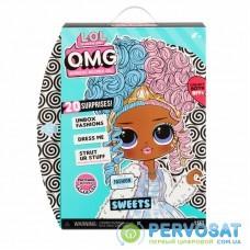 Кукла L.O.L. Surprise! O.M.G. S4 Леди-конфетка с аксессуарами (572763)
