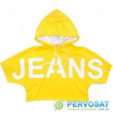 "Футболка детская A-Yugi ""JEANS"" (7008-164G-yellow)"