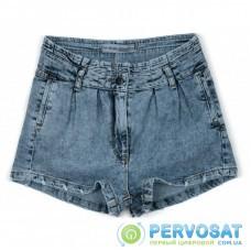 Шорты A-Yugi джинсовые (9225-164G-blue)
