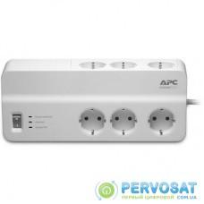 Сетевой фильтр питания APC Essential SurgeArrest 6 outlets (PM6-RS)